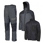 SAVAGE GEAR THERMO GUARD 3-PIECE SUIT #L (8000/800)